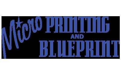 Micro Printing & Blueprint